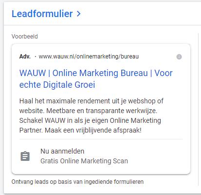 leadformulierextensie-google-ads-blog