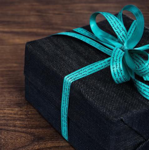 Cadeau ingepakt