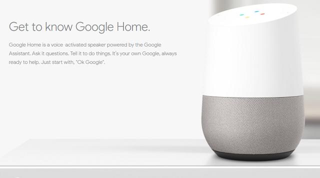 googlehomespeaker