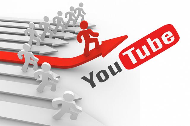 youtube-gebruikers